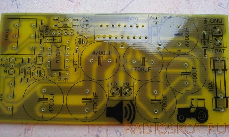 Конвертер для RTL-SDR приёмника — вариант первый ...
