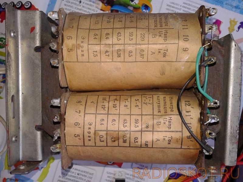 Как из трансформатора сделать зарядное устройство для  446