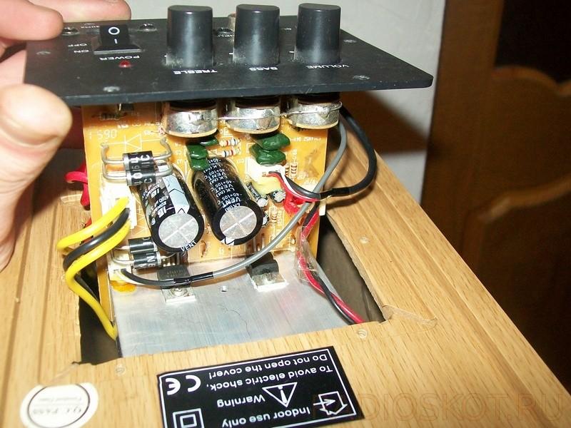 Усилитель звука для колонок компьютера своими руками