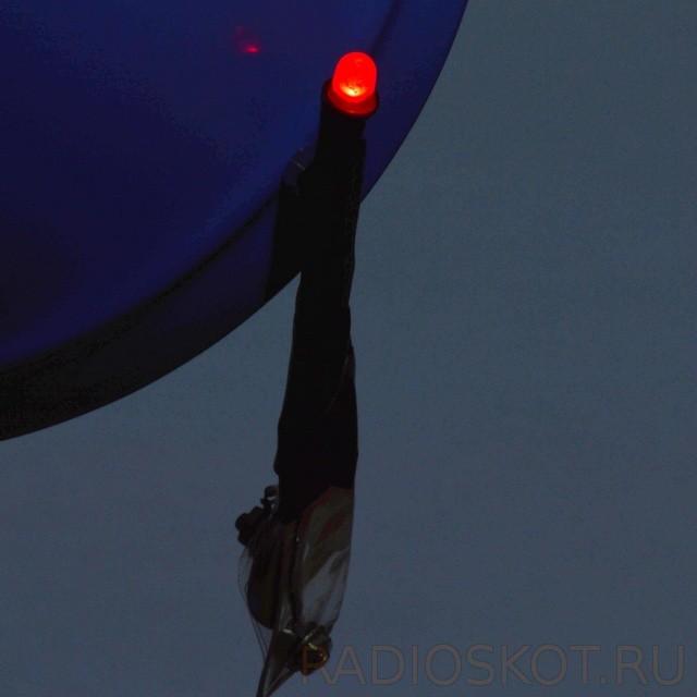 Астрономический световой маячок самодельный