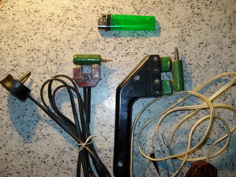 Как своими руками сделать электропаяльник 47
