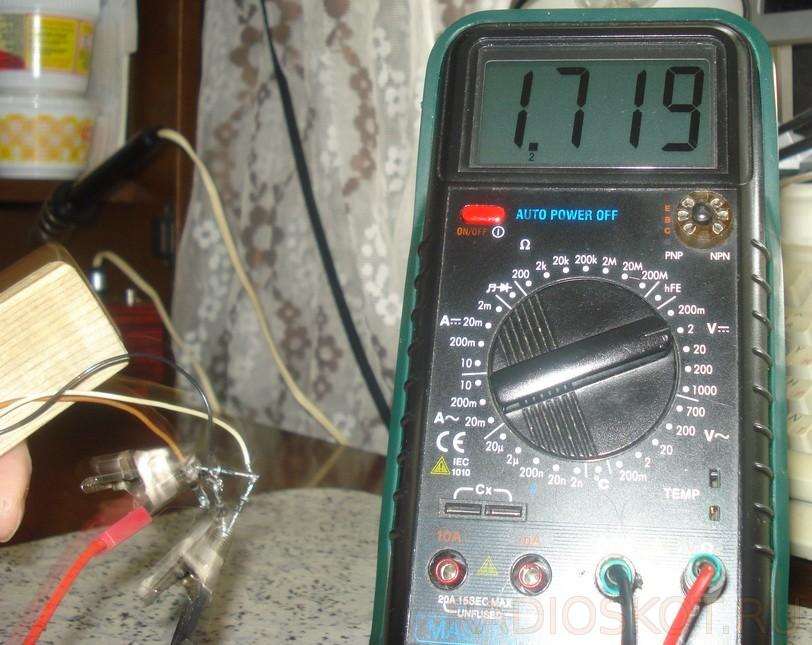 Генератор из бесколлекторного двигателя