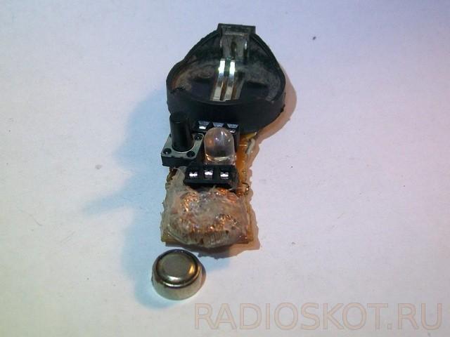 для проверки транзисторов прибор самодельный