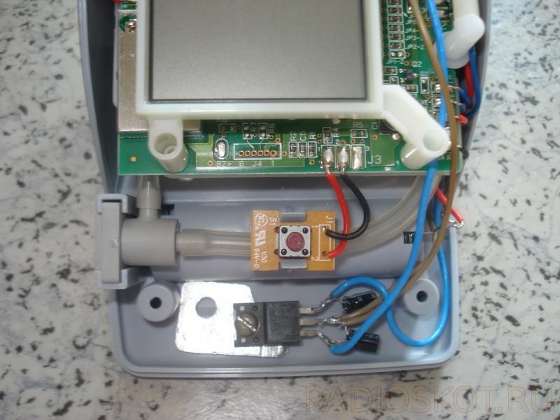 стабилизатор с радиатором для тонометра