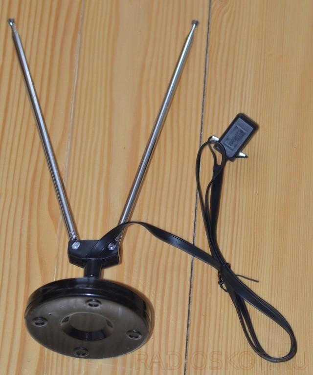 Как сделать домашнюю антенну для телевизора уличная 111