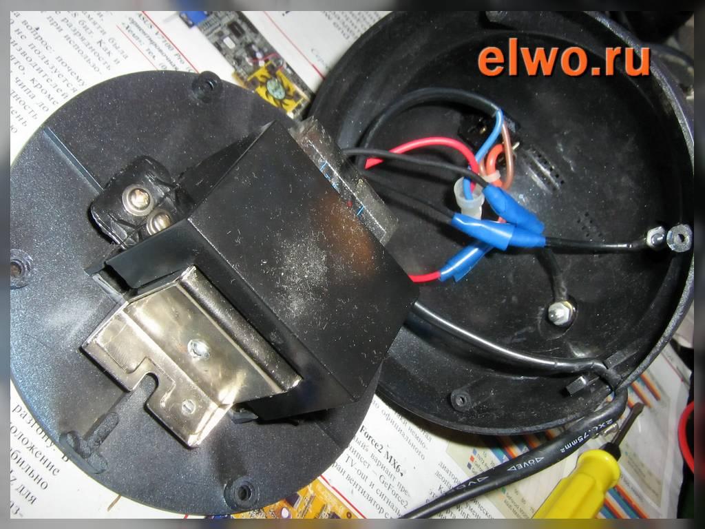 схема подключение трансформаторы для светодиодных ламп