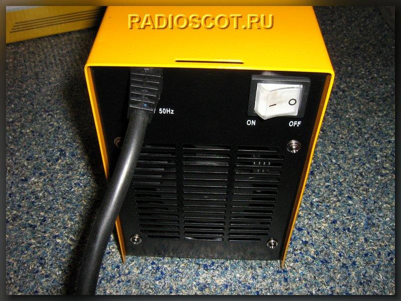 Преимущества сварочного инвертора Kaiser NBC-200. однофазное подключение в обычную домашнюю сеть, сваривание...