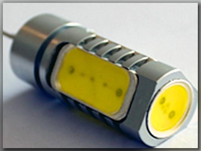 лампы из светодиодов на питание 12 вольт