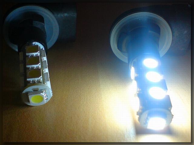 автомобильные светодиоды от 12 вольт