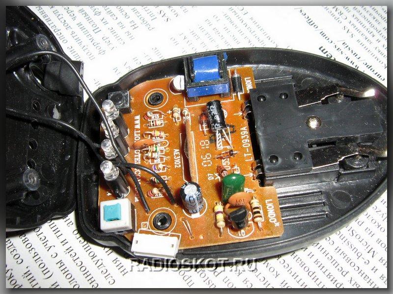 литий-ионных аккумуляторов