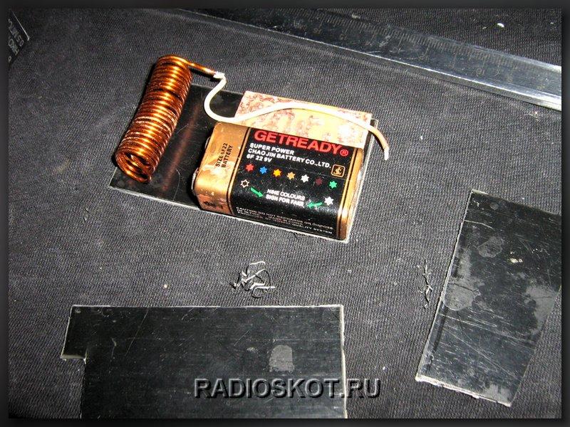 Радио ретранслятор своими руками 20