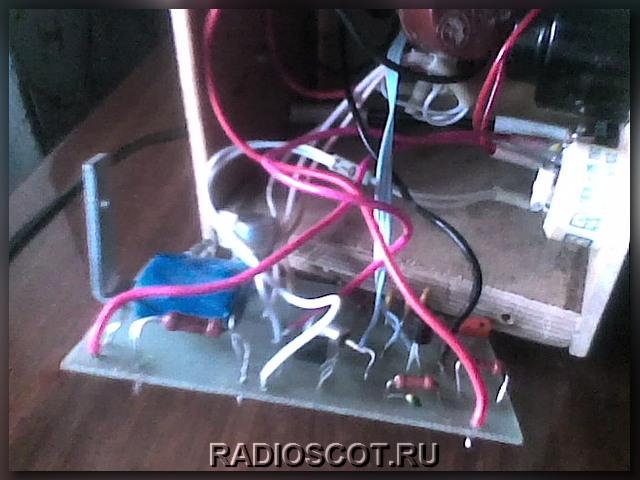 Простое, самодельное, зарядное устройство,для скутера. : MOTO.com.