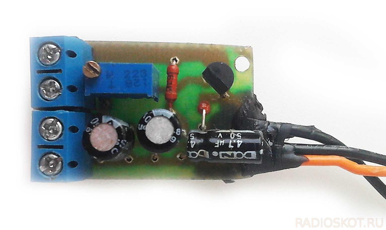 схема зарядника на tl431