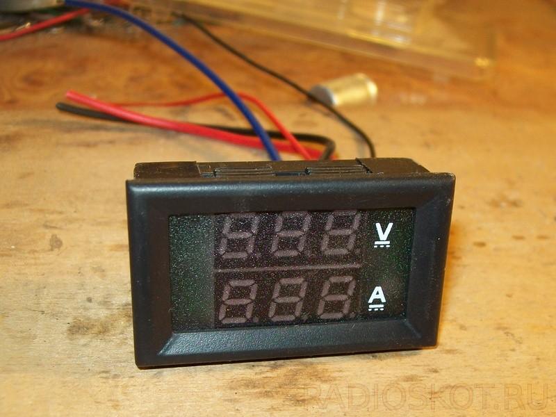 готовый модуль индикации А В