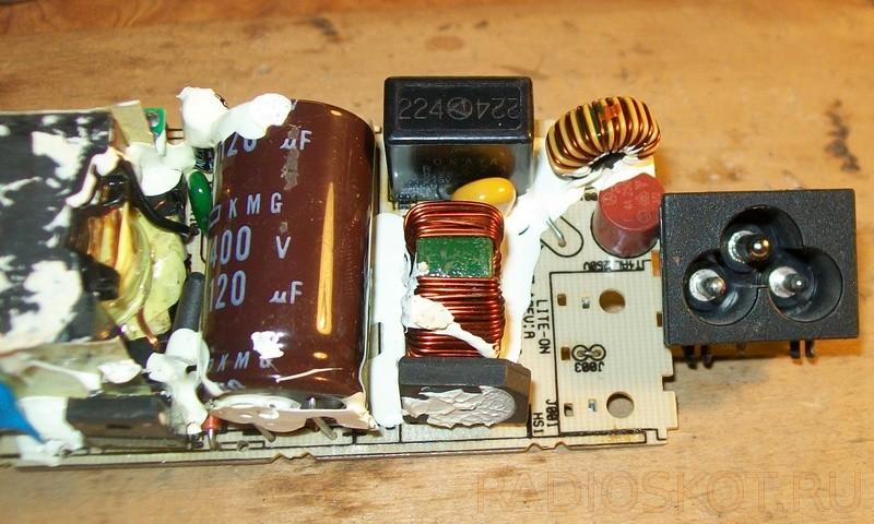 импульсный БП на нужное напряжение и ток готовый блочок