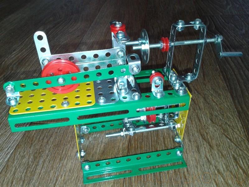 Польза металлического конструктора для детей:: товары для детей.