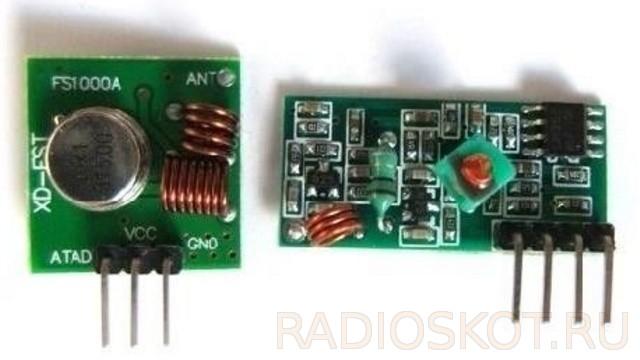 Схемы для радиоуправления своими руками фото 69