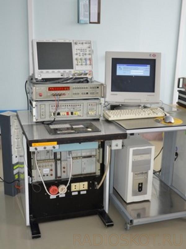 Комплекс контроля интегральных стабилизаторов напряжения