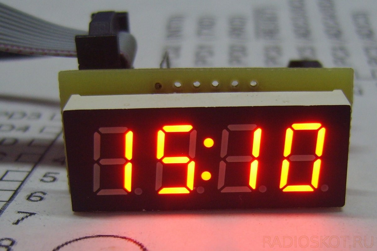 Как своими руками сделать электронные часы 41