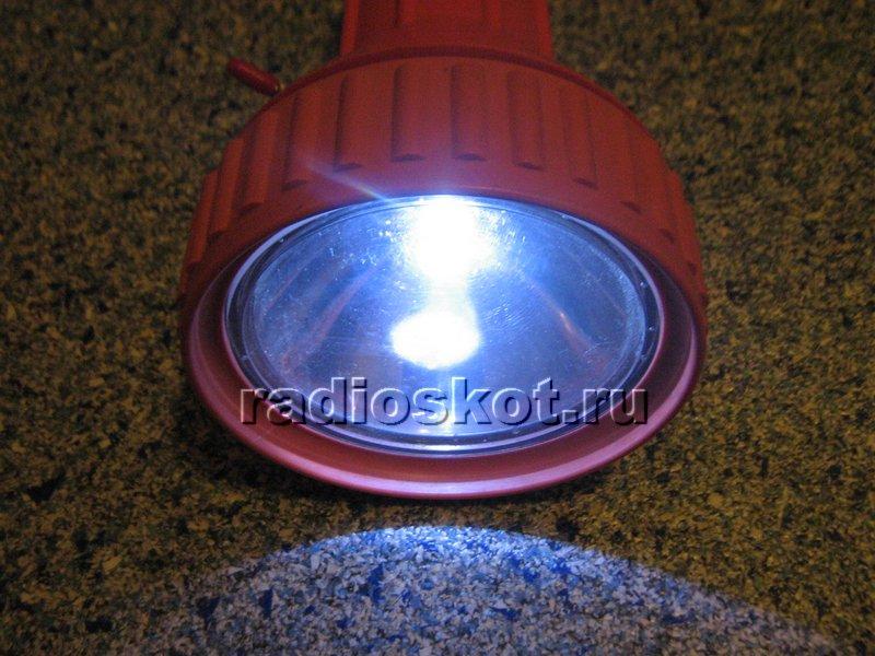 Самодельные светодиодные фонарики