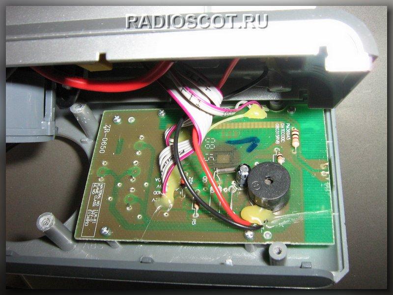 контроллер управления дисплеем измерителя