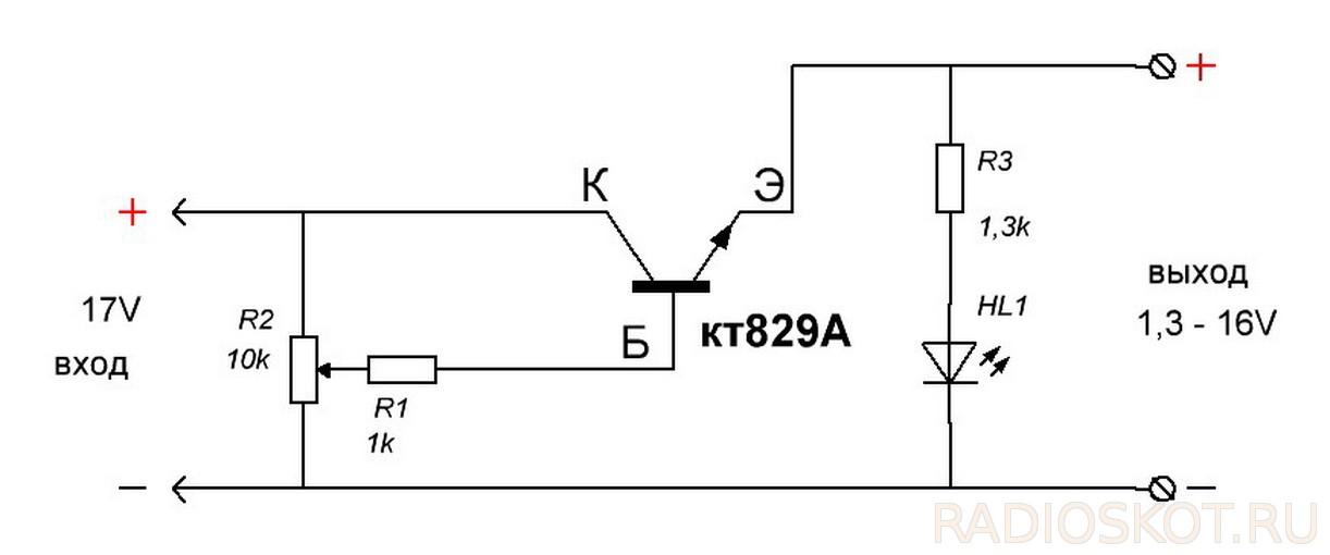 Схема регулятора мощности на 12 вольт 10 ампер своими руками 85