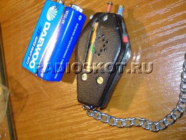 ключ на микроконтроллере для домофонов