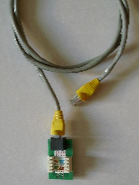 Простейший тестер кабельных
