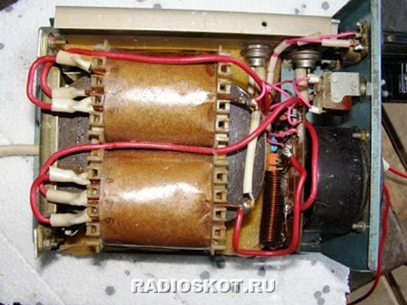 Тиристорные зарядные устройства для автомобильных аккумуляторов схемы