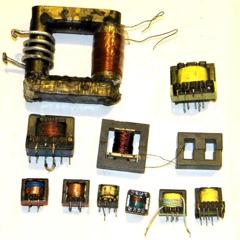 электрошокер с трансформатором с радио