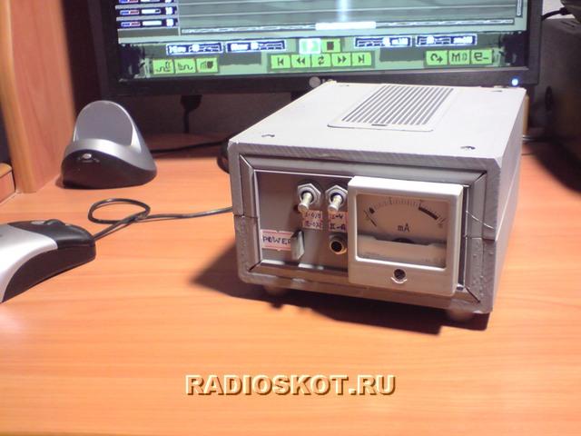 корпус радиолюбительского устройства