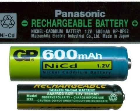 Никель - магниевые аккумуляторы