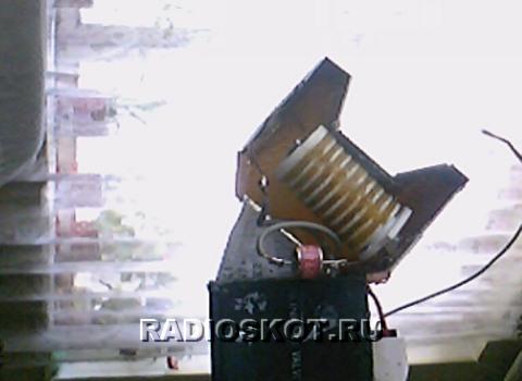 электрошокер готов к бою