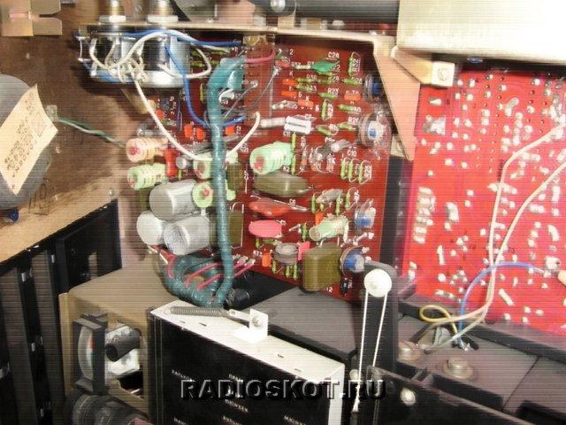 ремонт радиоприёмника
