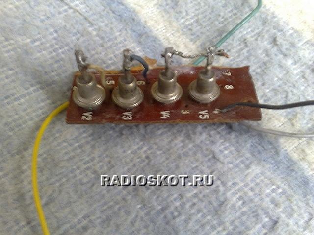 Мощность трансформатора для двух tda