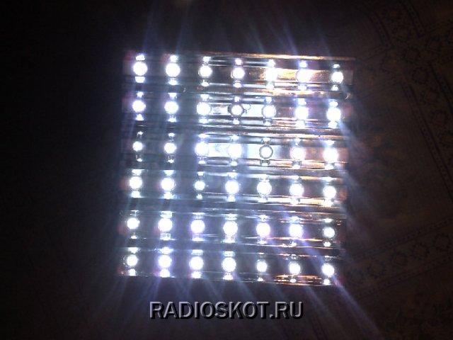 светодиодные китайские фонарики - освещение.