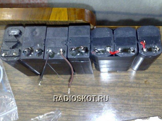 Аккумуляторы от китайскиx