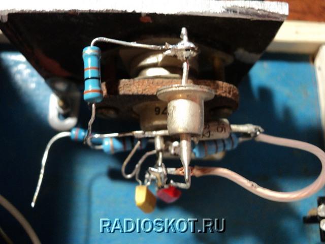 зарядное устройство тиристорный регулятор мощности.