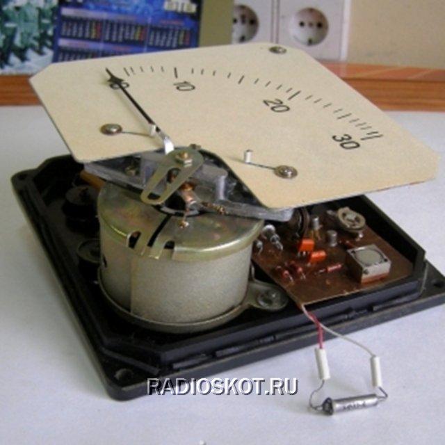 Транзисторы - любые маломощные