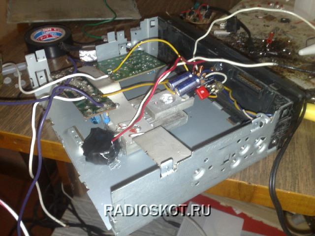 зарядное устройство на ir 2153 с защитой - Микросхемы.