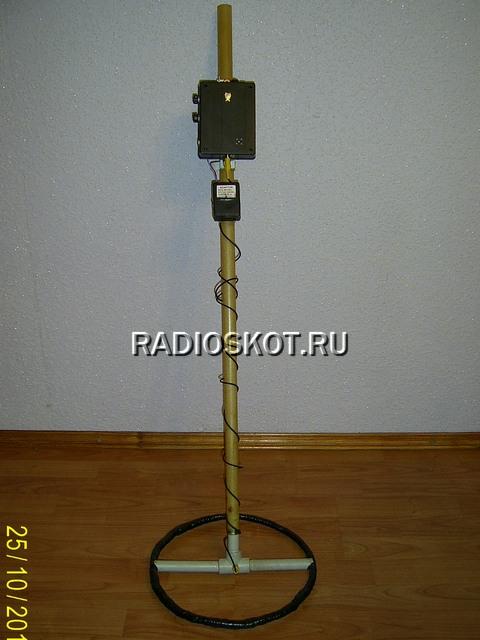 металлоискателя Каспер