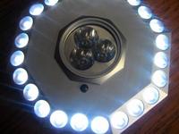 светодиодный фонарь китайский