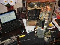 Описание ремонта советского радиоприёмника высшего класса Ленинград-006 стерео.