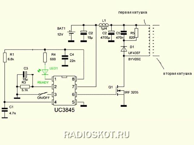 метод индукционной передачи