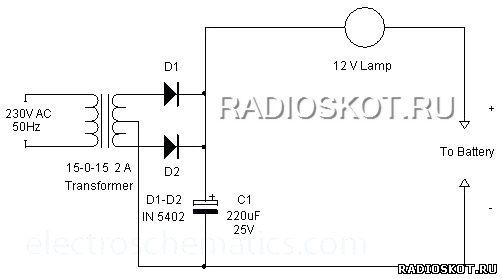 Трансформатор с регулировкой напряжения и тока своими