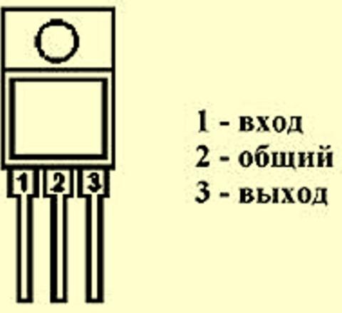 как подключить КР142ЕН