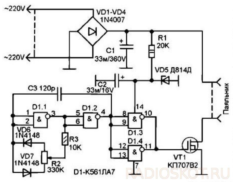 Регулятор мощности 1200 вт схема фото 593