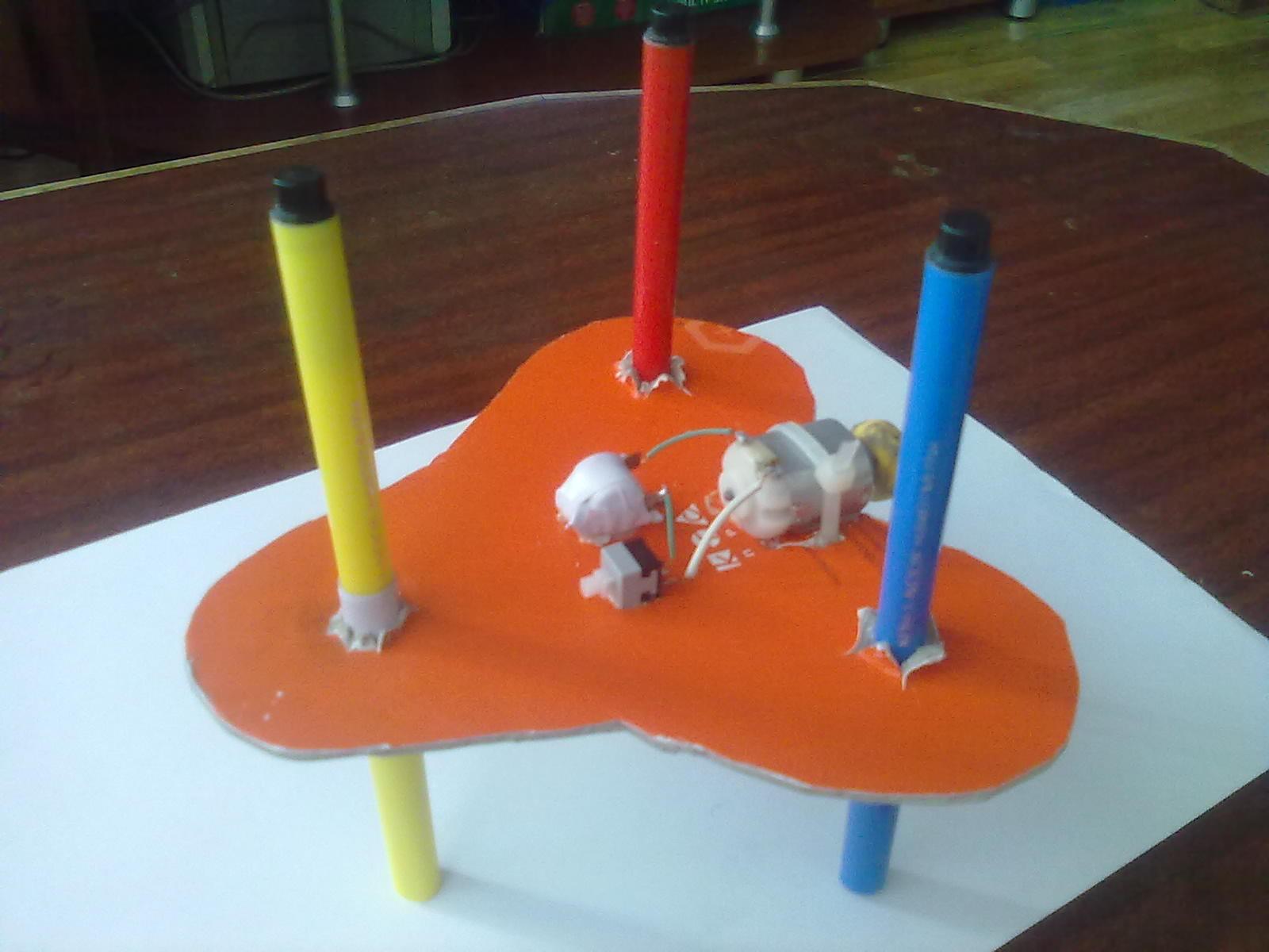 Робот как сделать своими руками из картона