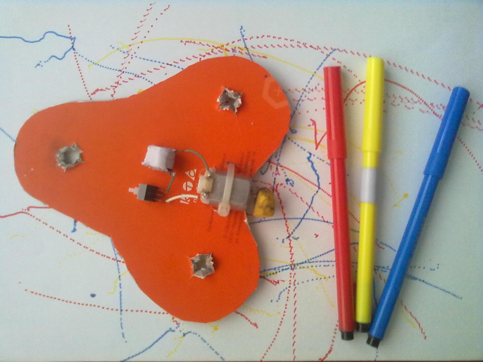 Робот из картона своими руками фото 843
