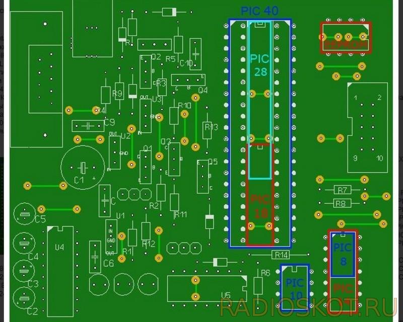 микроконтроллеров (так как